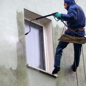 mycie elewacji prace wysokościowe Gorzów Wlkp. lubuskie i zachodniopomorskie